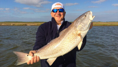 redfish guide service