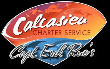 Calcasieu Charter Service Logo
